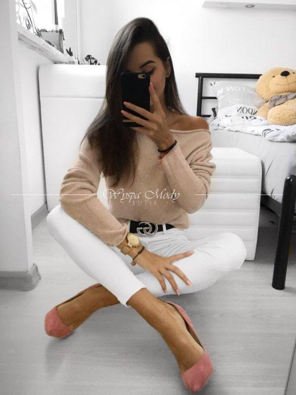 Sweter BEIGE