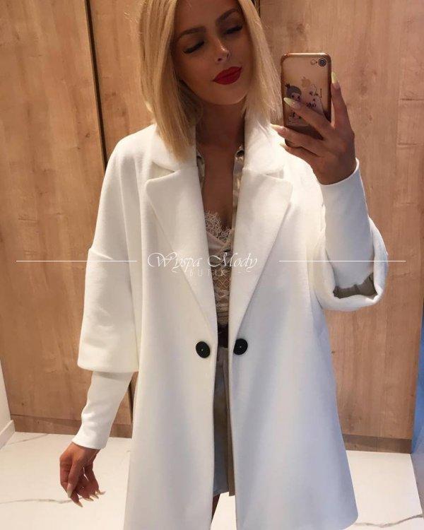 płaszcz viktoria white