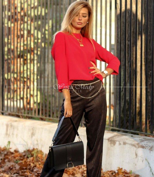 Koszula Luxury red