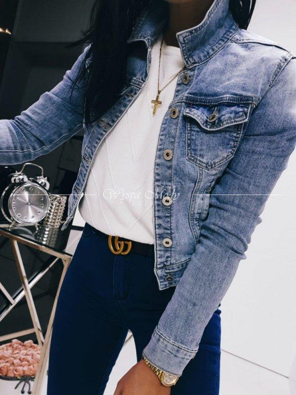 Katana jeansowa JULIETTE