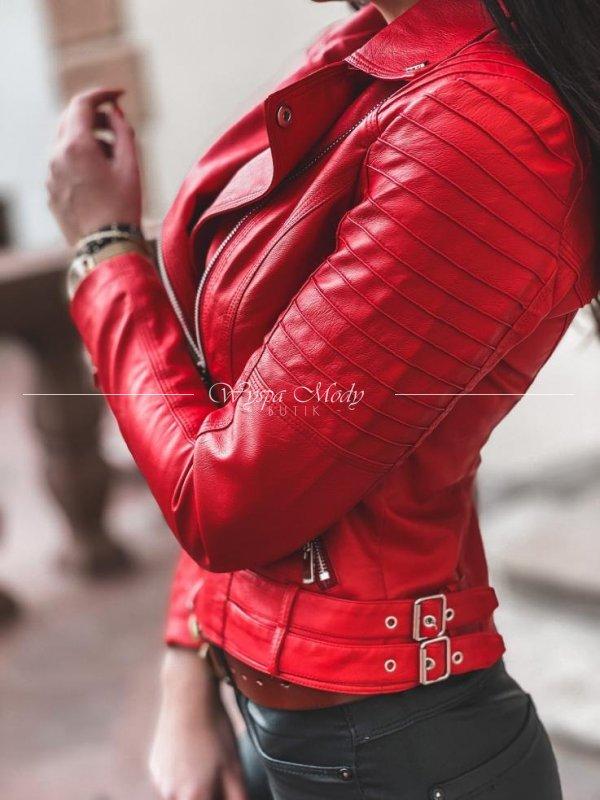 Ramoneska VERSACE RED