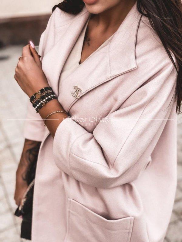 Płaszcz Pink jadore