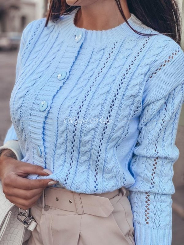 sweter migalo blue