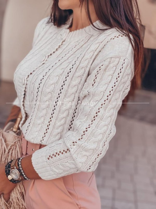 Sweterek Migalo Beige