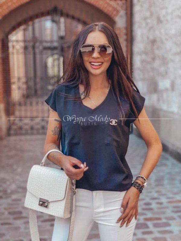 Bluzeczka Chanel black