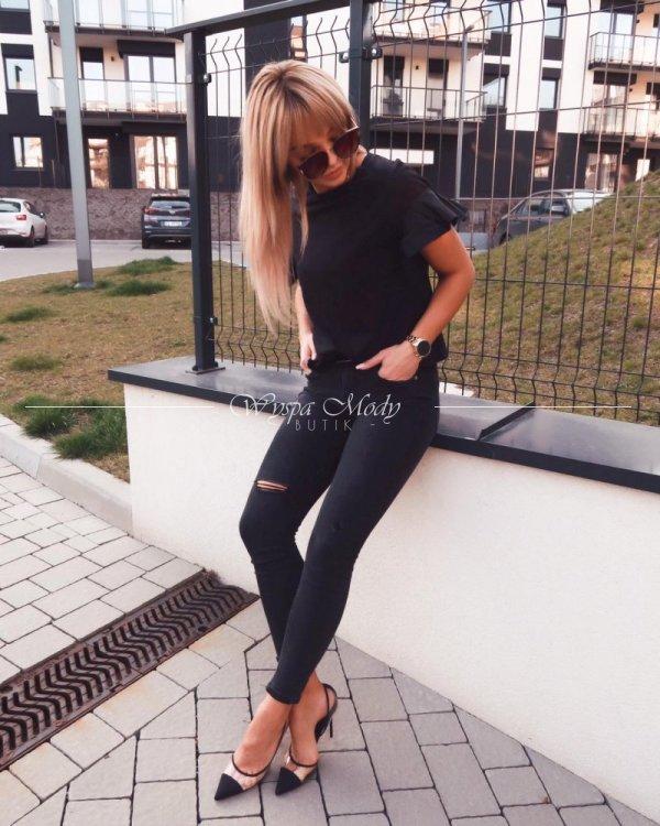Bluzka Victoria black