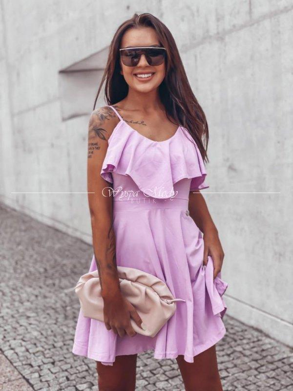 Sukienka Lila aszmi
