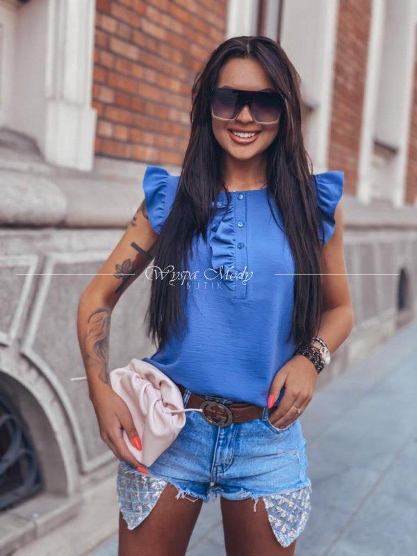 Koszula Malaga Blue