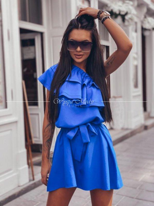 hiszpanka blue kasablanka