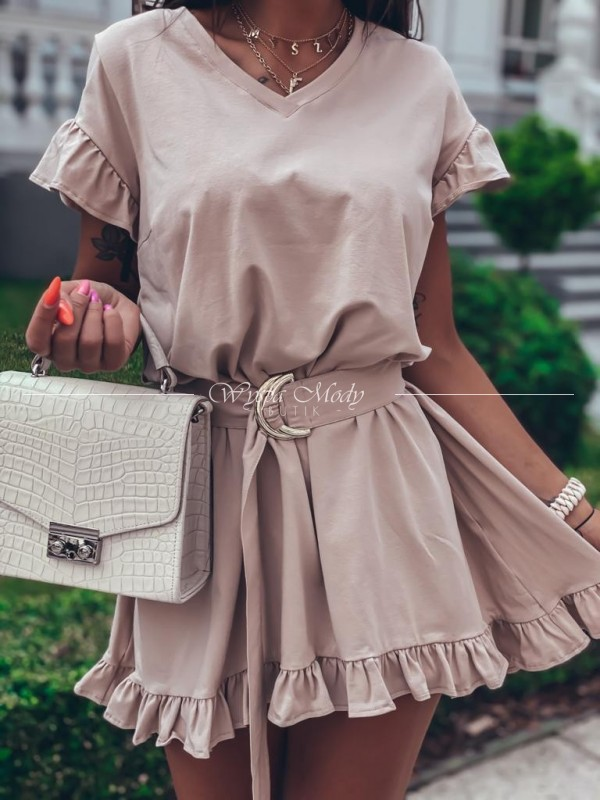 Sukienka balanciaga Beige