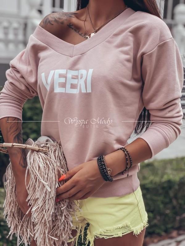 Bluza veersi Pink