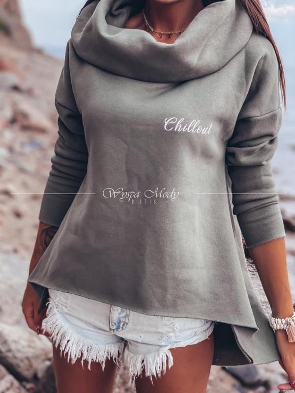 Bluza chillout khaki