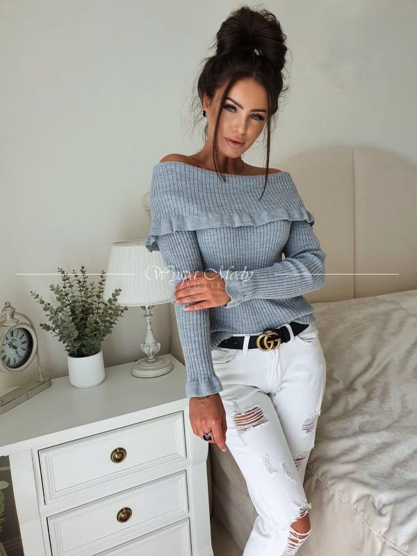 Sweterek Megan grey