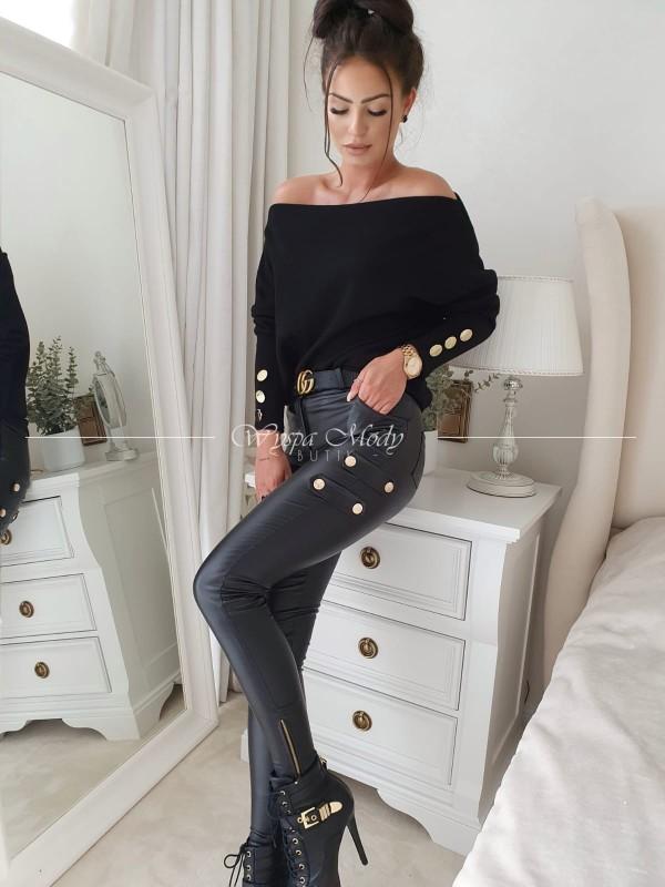Sweterek Dior black