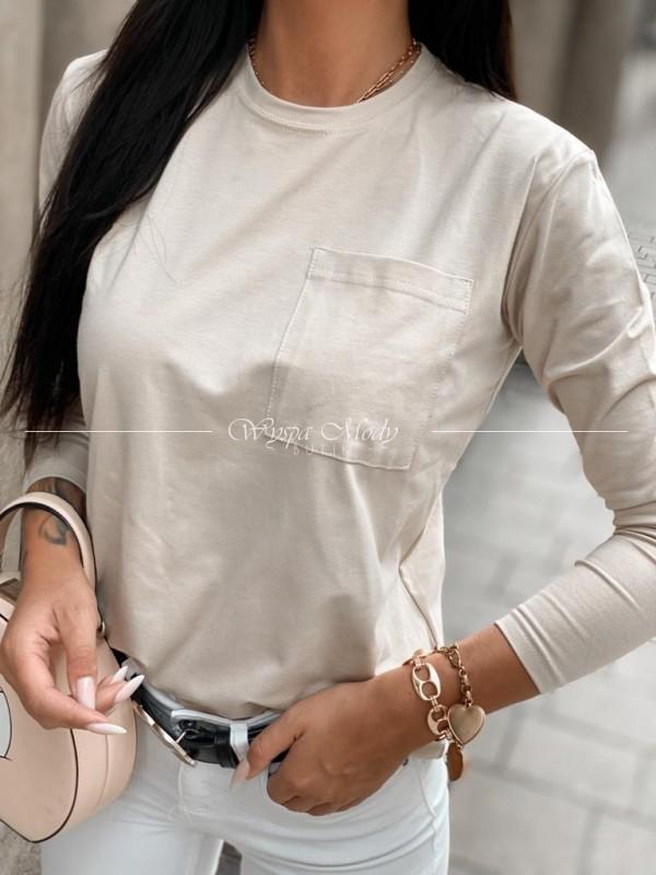 Bluzka Merida beige