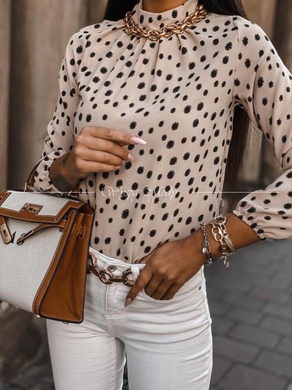 Koszula la Blanche Beige