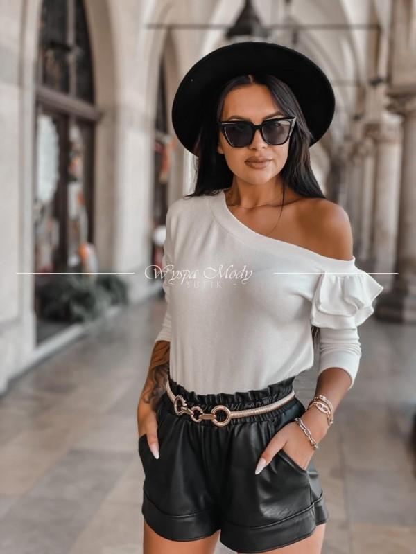 Sweterek Milano white