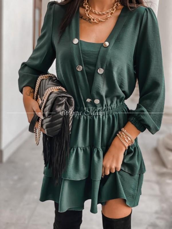 Sukienka Lucia green