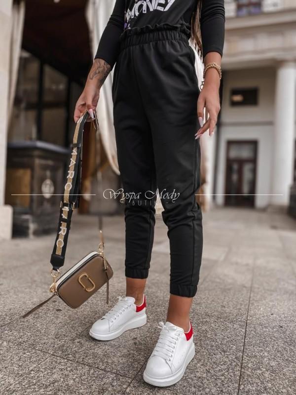 Spodnie dresowe Ines black