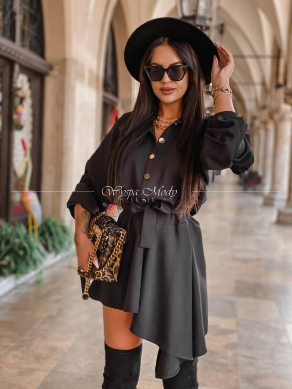 Sukienka Silvia Black