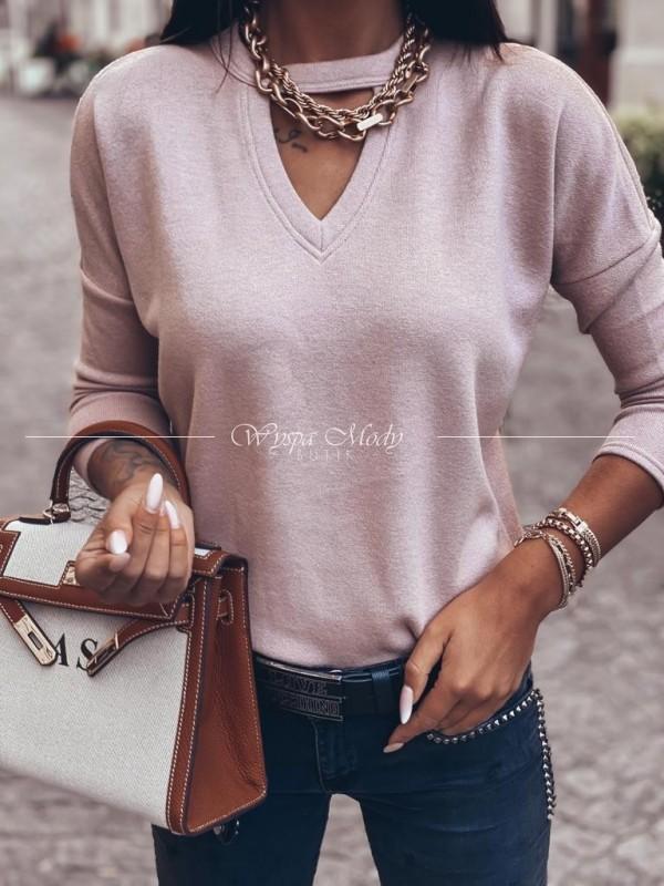 sweter Estelle pink