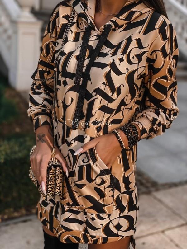 Sukienka Gold vegas