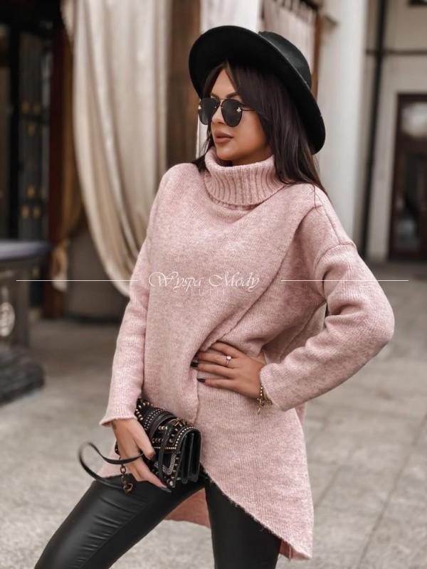 Sweterek caterina pink ( Czas realizacji do 10 dni roboczych ! )