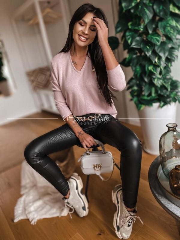 Sweterek Chanel Pink
