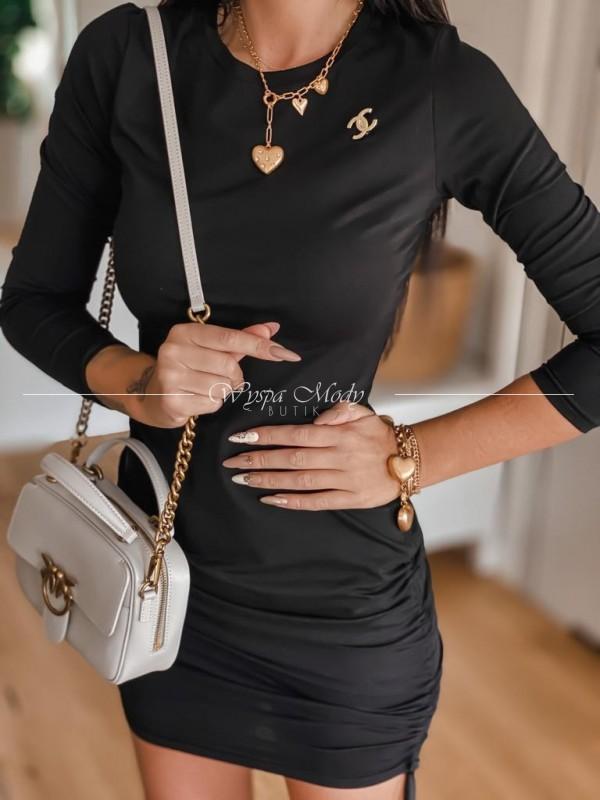 Sukienka Chanel Black