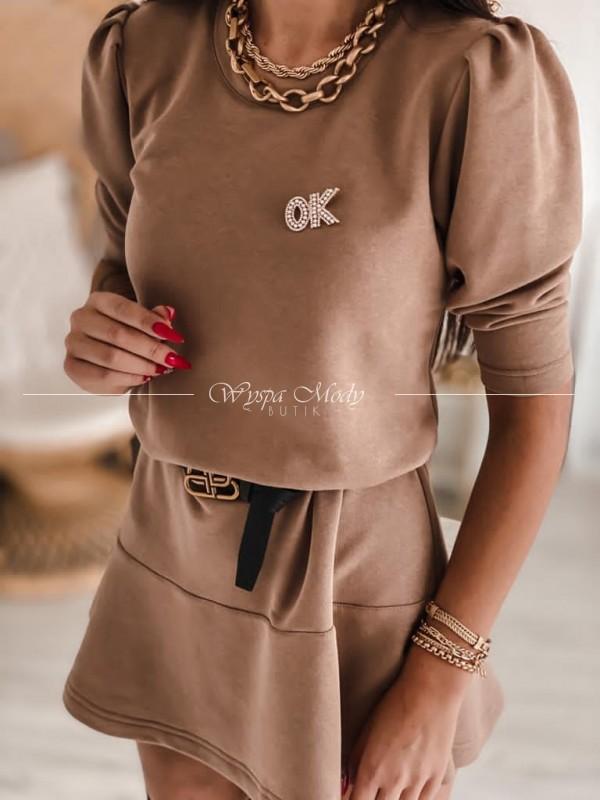 Sukienka Ok Camel