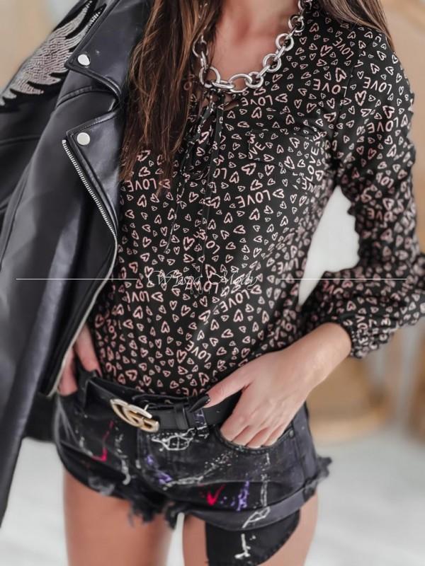 Koszula Xana black