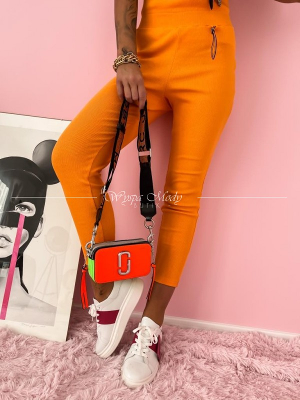 Spodnie Orange