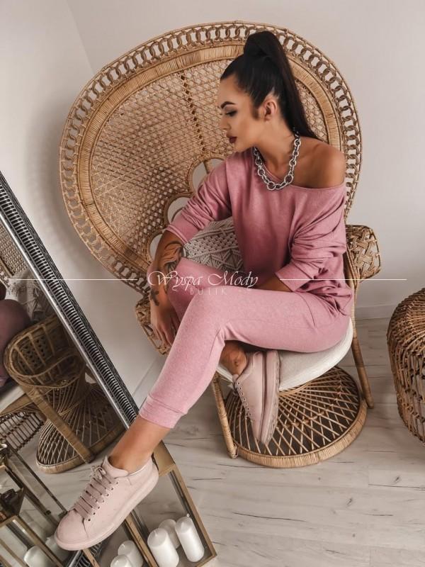 Komplet dresowy Ibiza pink