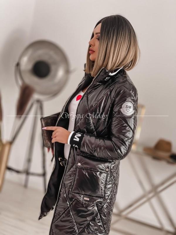 Płaszcz SM black