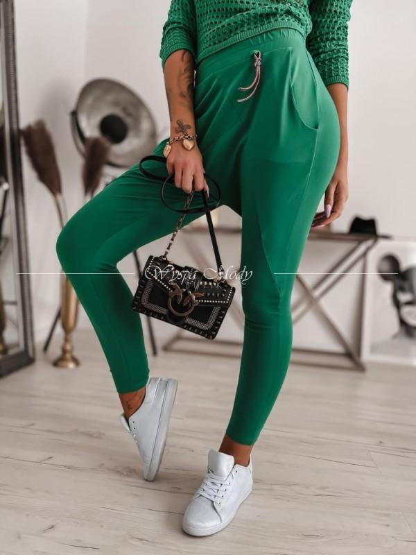 Spodnie Lessa green