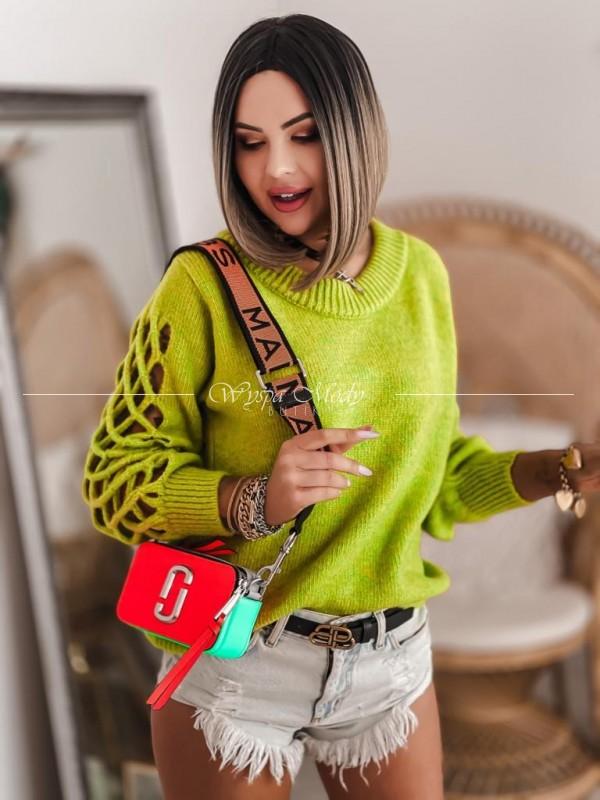 Sweter hevin Green