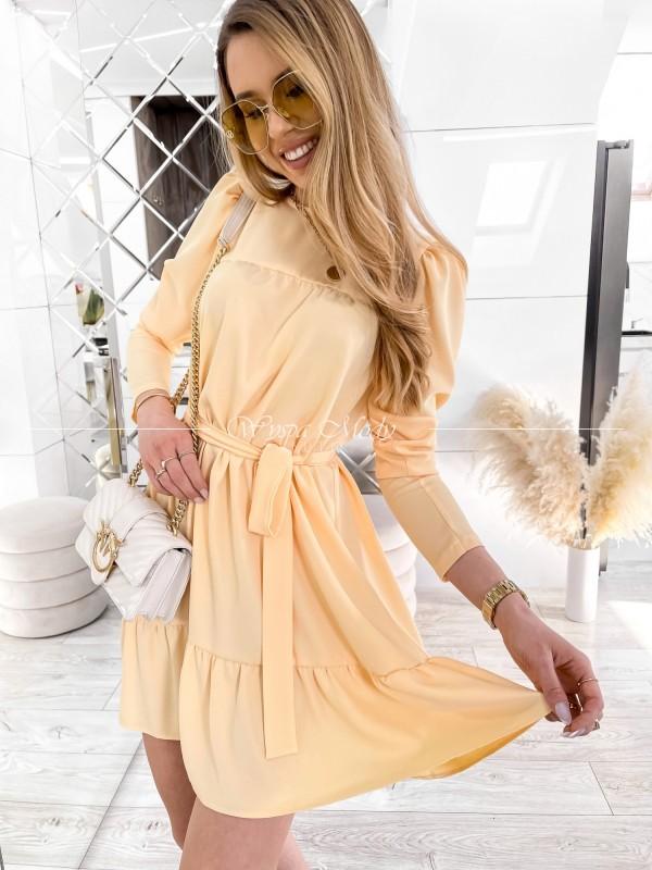 Sukienka Santi Yellow