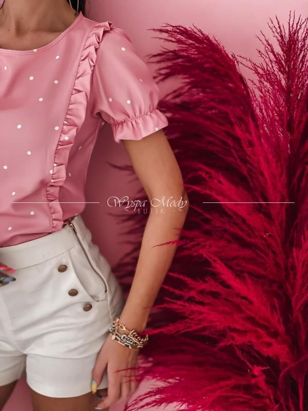 Koszula Nivan Pink