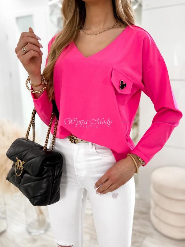 Bluzka Julliet Pink