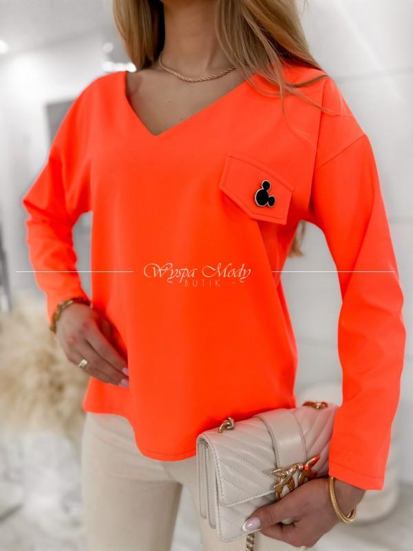 Bluzka Julliet Orange