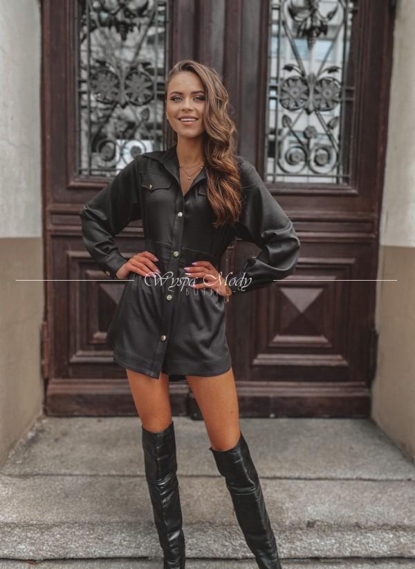 Sukienka Marrone Black