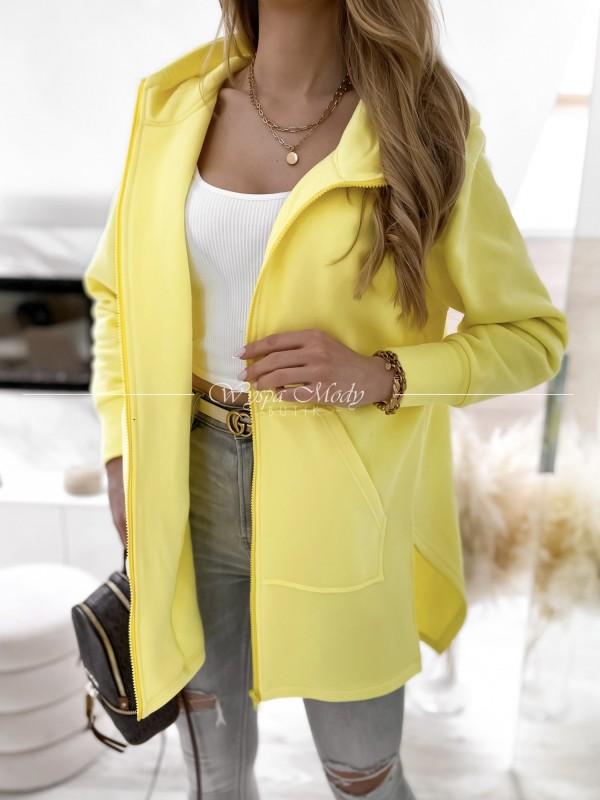 BLUZA OVERSIZE BIG Yellow