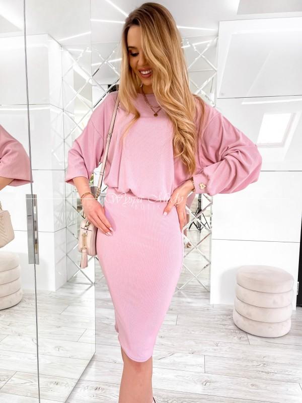 Komplet Barcelona Pink