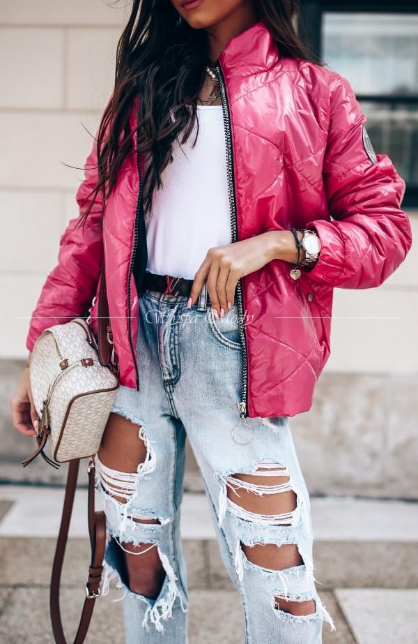 kurtka salvado pink