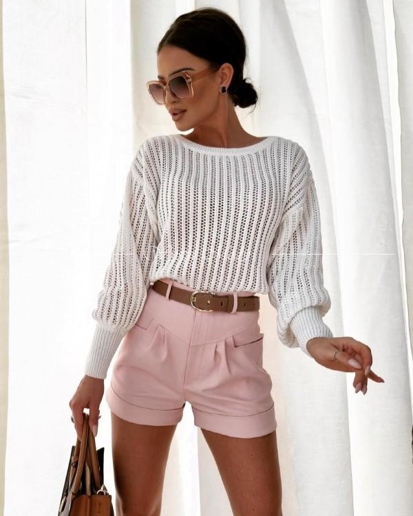 sweterek Sempre white