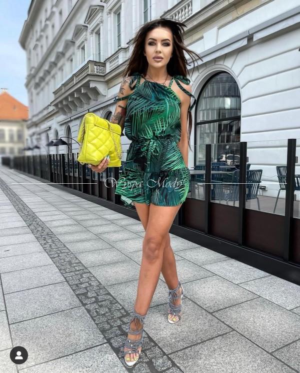 Sukienka Green Lovet