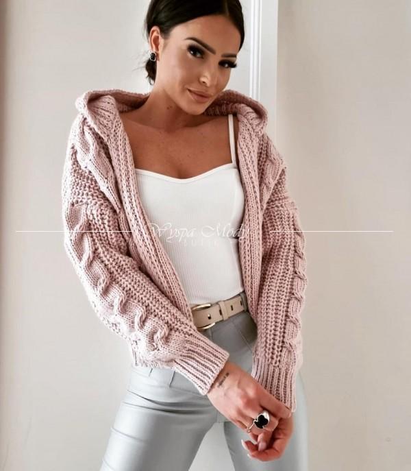 sweter Elia Pink