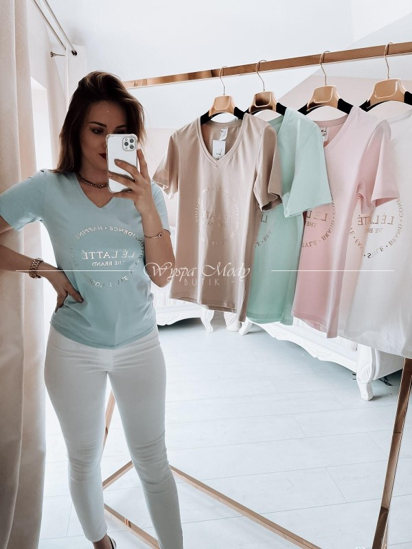 T-shirt Le Latte Mix color
