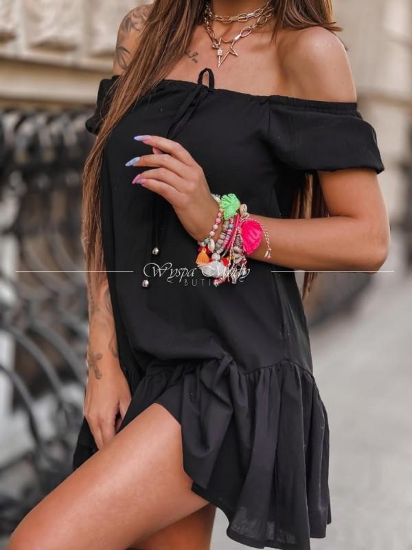 Sukienka Bora bora black