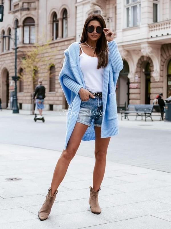 Kardigan Melia Blue